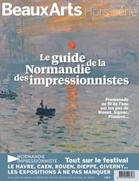Stéphanie Pioda - Le guide de la Normandie des impressionnistes.