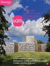 Stéphanie Pioda - Le LAM : Lille métropole, Musée d'art moderne, d'art contemporain et d'art brut.