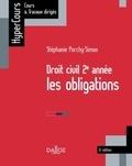 Stéphanie Porchy-Simon - Droit civil 2e année Les obligations.