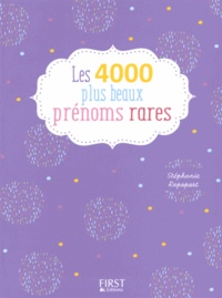 Histoiresdenlire.be Les 4000 plus beaux prénoms rares Image
