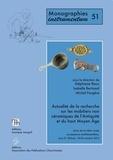 Stéphanie Raux et Isabelle Bertrand - Actualité de la recherche sur les mobiliers non céramiques de l'Antiquité et du haut Moyen Age - Actes de la table ronde européenne instrumentum, Lyon (Rhône), 18-20 octobre 2012.