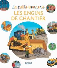 Les engins de chantier - Stéphanie Redoulès |