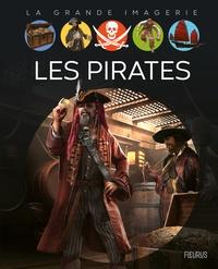 Stéphanie Redoulès et Benjamin Carré - Les pirates.