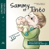 Stéphanie Renauld et Camille Renauld - Sammy et Théo - La naissance des jumeaux.