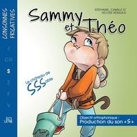 Stéphanie Renauld et Camille Renauld - Sammy et Théo - Le château de sable.