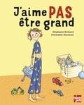 Stéphanie Richard et Gwenaëlle Doumont - J'aime pas être grand.