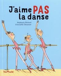 Stéphanie Richard et Gwenaëlle Doumont - J'aime pas la danse.