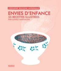 Histoiresdenlire.be Envies d'enfance - 55 recettes illustrées Image