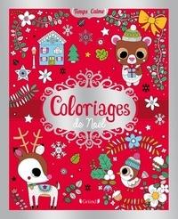 Stéphanie Rousseau - Coloriages de Noël.