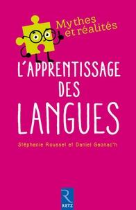 L'apprentissage des langues - Stéphanie Roussel |