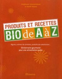 Produits et recettes bio de A à Z.pdf
