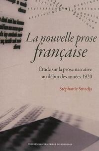 La nouvelle prose française - Etude sur la prose narrative au début des années 1920.pdf