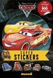 Stéphanie Sojic - Super stickers Cars 3 - Des coloriages et + de 500 stickers.