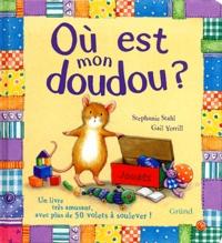Stéphanie Stahl - Où est mon doudou ?.