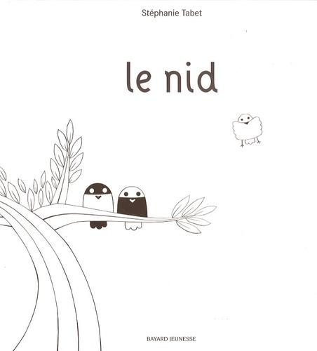 Stéphanie Tabet - Le nid.