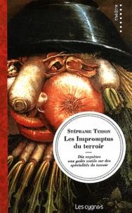 Stéphanie Tesson - Les Impromptus du terroir.