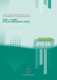 Lemememonde.fr Fiches fiscales - Tome 2 Image