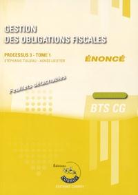 Gestion des obligations fiscales Processus 3 du BTS CG Tome 1 - Enoncé.pdf