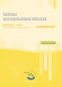 Era-circus.be Gestion des obligations fiscales - Tome 1, corrigé Image