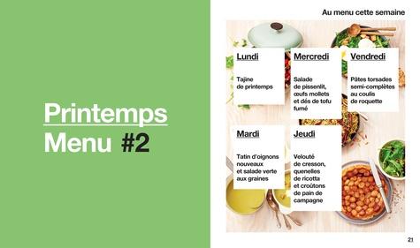 En 2h je cuisine veggie pour toute la semaine. 10 semaines de menus. Spécial débutants, 50 recettes veggie inratables