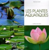 Stéphanie Vailati - Les plantes aquatiques.
