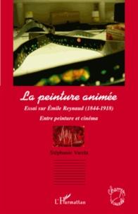 Deedr.fr La peinture animée - Essai sur Emile Reynaud (1844-1918), entre peinture et cinéma Image