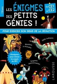 Livres à télécharger sur ipod Les énigmes des petits génies du CE1-CE2
