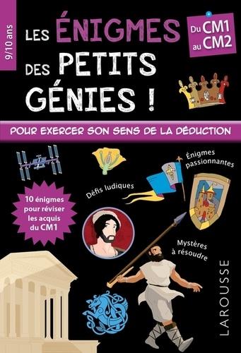 Stéphanie Viards - Les énigmes des petits génies ! Du CM1 au CM2.