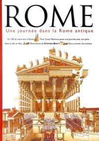 Stephen Biesty - Rome - Une journée dans la Rome antique.