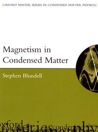 Stephen Blundell - Magnetism in Condensed Matter.