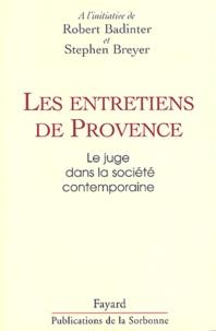 Les Entretiens de Provence. Le juge dans la société contemporaine.pdf