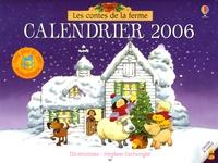 Stephen Cartwright - Calendrier Les contes de la ferme - Avec plus de 200 autocollants.