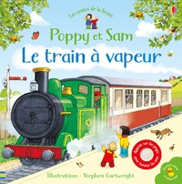 Stephen Cartwright - Le train à vapeur.