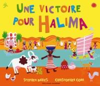 Stephen Davies et Christopher Corr - Une victoire pour Halima.