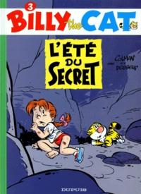 Stephen Desberg et Hila Colman - Billy the Cat Tome 3 : L'été du secret.