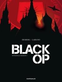 Stephen Desberg et Hugues Labiano - Black Op Tome 1 à 6 : Intégrale saison 1.