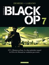 Stephen Desberg et Hugues Labiano - Black Op Tome 7 : .