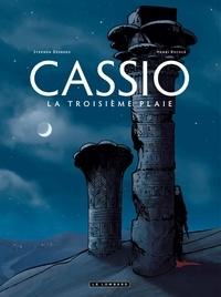 Stephen Desberg et Henri Reculé - Cassio Tome 3 : La troisième plaie.