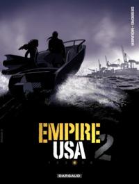 Stephen Desberg - Empire USA saison 2 Tome 4 : .