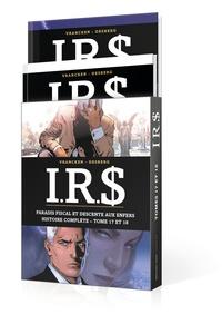 Stephen Desberg et Bernard Vrancken - IRS Tomes 17 et 18 : Larry's Paradise ; Kate's Hell - Enquête sur les paradis fiscaux.