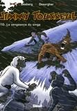 Stephen Desberg et Daniel Desorgher - Jimmy Tousseul Tome 10 : La Vengeance du singe.