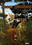 Stephen Desberg et Daniel Desorgher - Jimmy Tousseul Tome 11 : Les mercenaires.