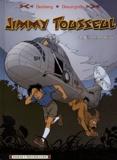 Stephen Desberg et  Desorgher - Jimmy Tousseul Tome 4 : L'Homme brisé.