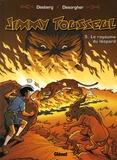 Stephen Desberg et Daniel Desorgher - Jimmy Tousseul Tome 5 : Le Royaume du léopard.