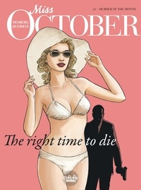 Stephen Desberg et Queireix Alain - Miss October 2. Murder of the Month - Murder of the Month.