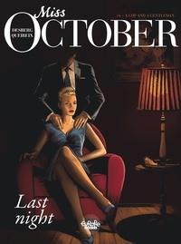 Stephen Desberg et Queireix Alain - Miss October 4. A Cop and a Gentleman - A Cop and a Gentleman.