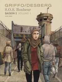 Stephen Desberg et  Griffo - SOS bonheur Saison 2 Tome 1 : Avec un dessin inédit.