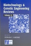 Stephen E. Harding - Biotechnology & genetic engineering reviews, volume 21.