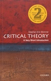 Stephen Eric Bronner - Critical Theory: A Very Short Introduction.
