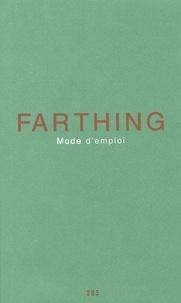 Stephen Farthing - Mode d'emploi.